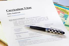 what is cv resume resume for your job application