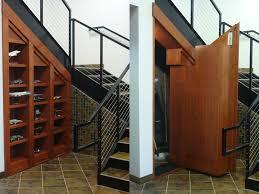 Stairwell Ideas Secret Passageway Airplane Bookcase Corporate Hidden Closet Stairs