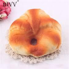 home decor kids toy squishy bread food doughnuts squish soft food