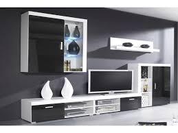White And Black High Gloss Living Room Furniture  Tips For - Black and white chairs living room