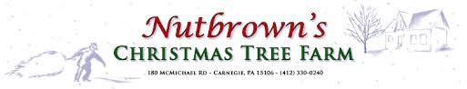 nutbrown u0027s christmas tree farm pittsburgh pa