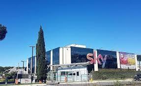 sede roma sky sede di via salaria dopo il ridimensionamento della