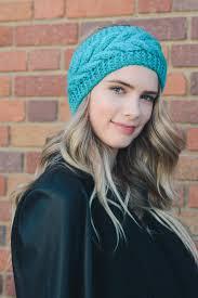 crochet headbands twisted knot knit crochet headband