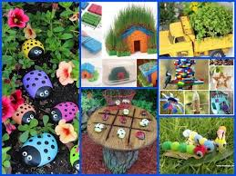 Garden Crafts For Kids - 30 easy and fan garden projects for kids summer diy crafts for