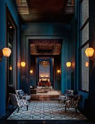Dark Interior Design Dark Glamour Inspired By Halloween