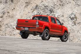 truck toyota 2015 2015 toyota tacoma reviews and rating motor trend