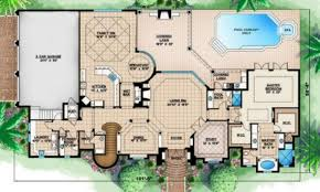 tropical house floor plan designs house interior