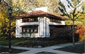 Frank Lloyd Wright Prairie Home by Frank Lloyd Wright Prairie Architecture In Illinois Photo