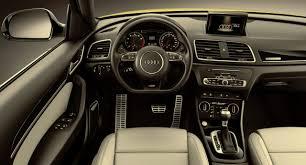 Audi Q7 Manual - 2017 audi q3 gets aggressive revamp to ape q7 slashgear