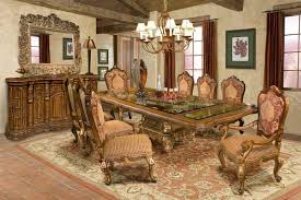 fabulous dining table set traditional classic dining room