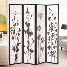 decorating interesting room divider screens for home decoration