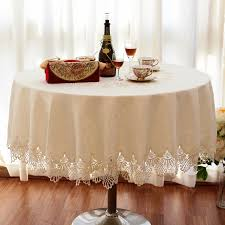 round table cloth covers online buy wholesale decorative round table cloth from china round