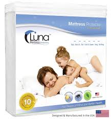 Full Size Mattress Cover 1 Rated Best Mattress Protectors Covers U0026 Pads In 2017
