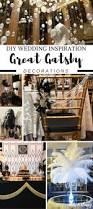 Great Gatsby Centerpiece Ideas by Diy Wedding Great Gatsby Decor Ideas Inspiration Arts And Classy