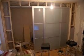 Diy Room Divider Astounding Diy Sliding Room Divider 35 On Wall Dividers With Doors