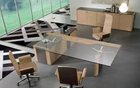 bureaux verre bureau en verre votre bureau en verre haut de gamme sur attitude