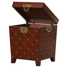 furniture trunk tables wicker trunk pottery barn tables