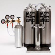 Home Beer Dispenser Beer Keg Dispensing And Serving Midwest Supplies