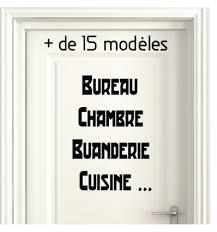 sticker porte cuisine sticker de décoration pour portes de la maison