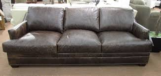 Leather Brown Sofas Max S Upholstery