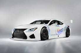 lexus cars 2014 2014 lexus rc f gt3 concept race car photos specs and review rs