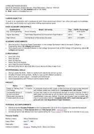 Examples Of Academic Achievements Resume by Academic Achievements In Resume Best Free Resume Collection