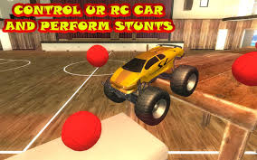toy monster trucks racing rc toy monster truck stunts android apps on google play