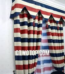 White And Navy Striped Curtains Navy Stripe Curtains Blue And Striped Curtains Navy Blue And