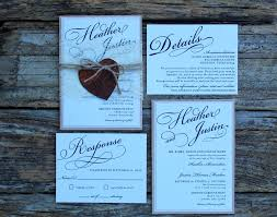 wedding invitation suites u2014 elias paper co