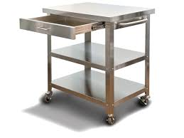kitchen cart lovable stainless steel kitchen work table island
