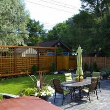 Privacy Screens For Backyards by Patio Privacy Screen Advantages Patio Design Ideas
