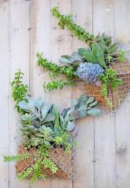 easy diy project how to make a pocket wall planter easy diy
