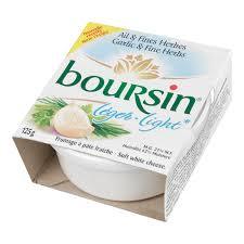 boursin cuisine light boursin cheese garlic herbs light fresh st market