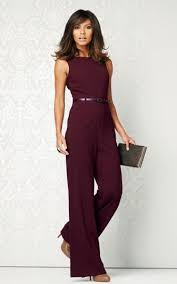formal jumpsuits for how to wear jumpsuit 10 ways to wear the work jumpsuits