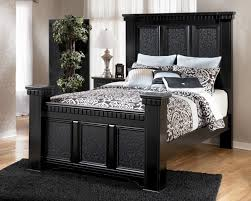 ashley black bedroom set home design ideas