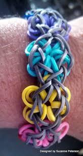 rubber power bracelet images 33 best rainbow loom images loom bands rainbow jpg