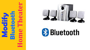 top audio brands home theater how to convert a home theater to wireless bluetooth youtube