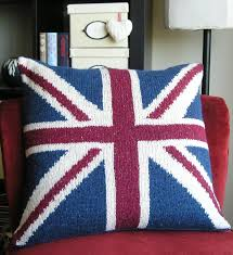 Knitted Cushions Free Patterns Union Jack Cushions U2013 The Lyf So Short