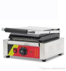 2018 Np 589 Mini Panini Grill Panini Press Griddle Stainless Steel