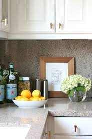 kitchen counter decorating ideas best 25 kitchen counter top ideas on kitchen counters