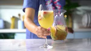french 75 garnish clericot recipe tastemade