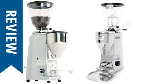 Coffee Grinders Reviews Ratings Review Mazzer Mini Electronic Coffee Grinders Youtube