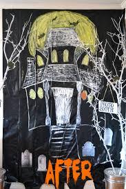 halloween party tutorials u2013 diy wall decor