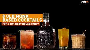 8 old monk based cocktails youtube