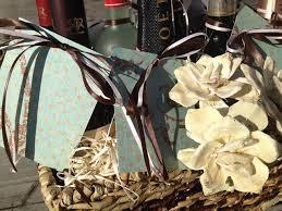 Bridal Shower Wine Basket For The Newlyweds Who Love Wine U2013 Bridal Shower Gift