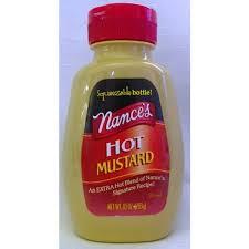 nance s mustard nance s hot mustard pinconning cheese co fudge shoppe