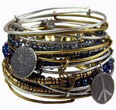 stackable bracelets to wear alex and ani s positive energy jewelry stylefrizz