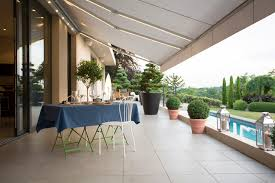 Modern Retractable Awning Retractable Awning Patio Contemporary With Al Fresco Room Awning