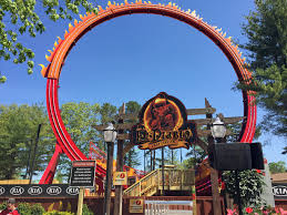 Bizarro Six Flags Great Adventure Kim Manuel