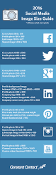 2016 social media image size cheat sheet constant contact blogs